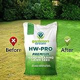 Gardeners Dream Hard-Wearing Lawn Grass Seed - 5Kg