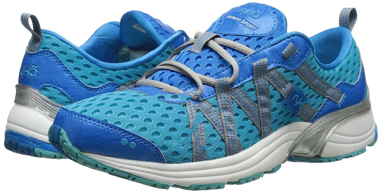 Ryka Shoe Women's Hydro Sport Water Shoe Ryka Cross-Training Shoe B00ISMGHPY 12 B(M) US Detox Blue/Twinkle Blue/Chrome Silver 0a3300