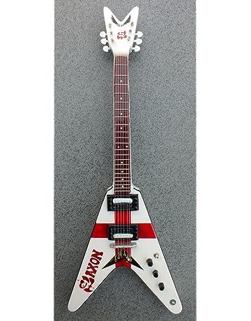 RGM686 Doug Scarratt Saxon Guitarra en miñatura