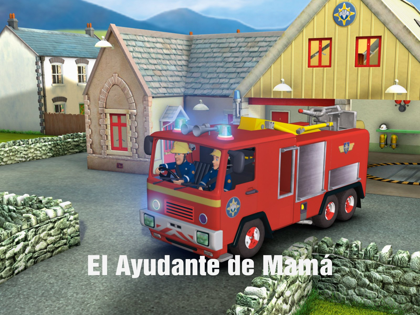 Amazon.com: Watch Sam el Bombero Temporada 3 (Spanish Audio Only) | Prime Video