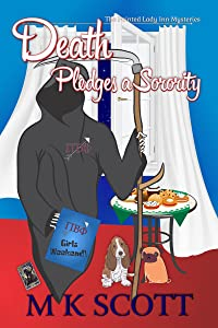 Death Pledges a Sorority: A Cozy Mystery with Recipes (The Painted Lady Inn Mysteries Book 5)