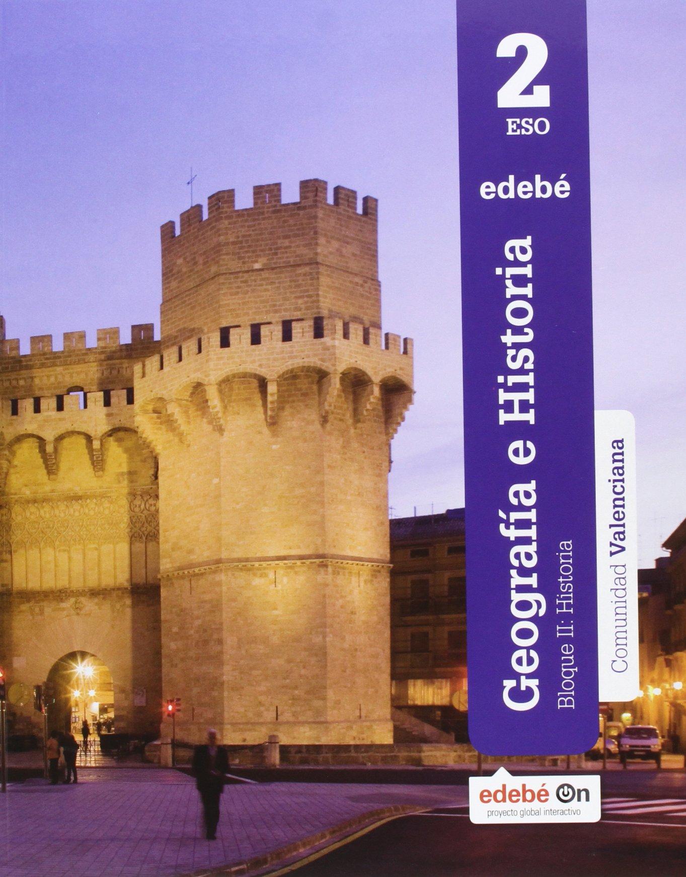 GEOGRAFÍA E HISTORIA 2 - 9788468318547: Amazon.es: Edebé, Obra Colectiva: Libros