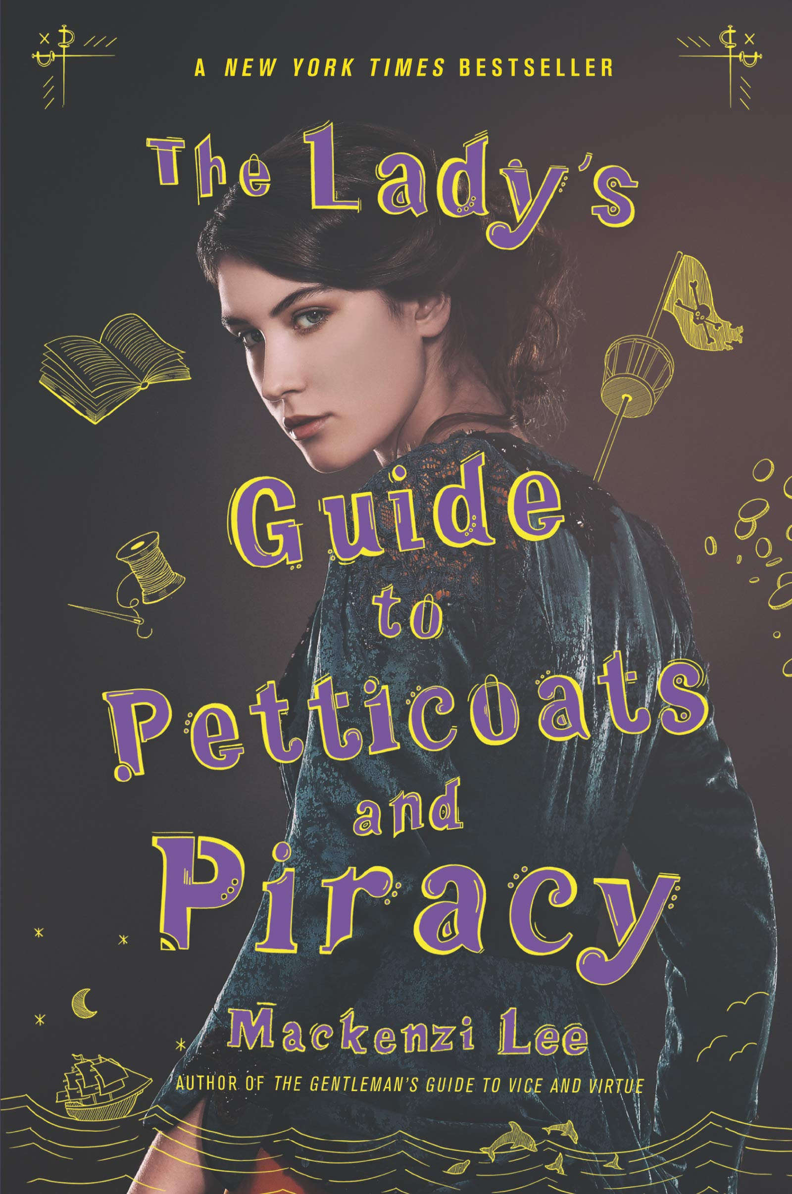 The Lady's Guide to Petticoats and Piracy  LGBTQIA+ Books_ Bored Teachers