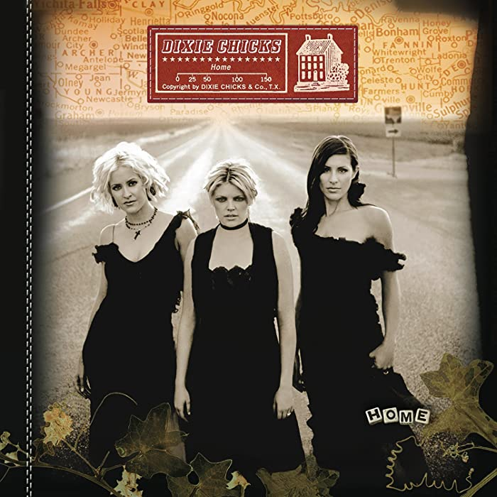 Top 6 Dixie Chicks Home Vinyl