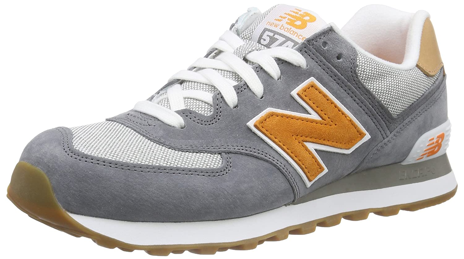 new balance ml574 grey