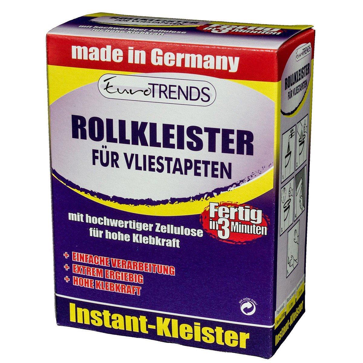 1paquet Trend Colle à papier Roll Colle Colle à papier intissé Colle HOMEFACTO:RI Kleister