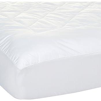Amazon Com Beautyrest Coolmax Mattress Pad King White