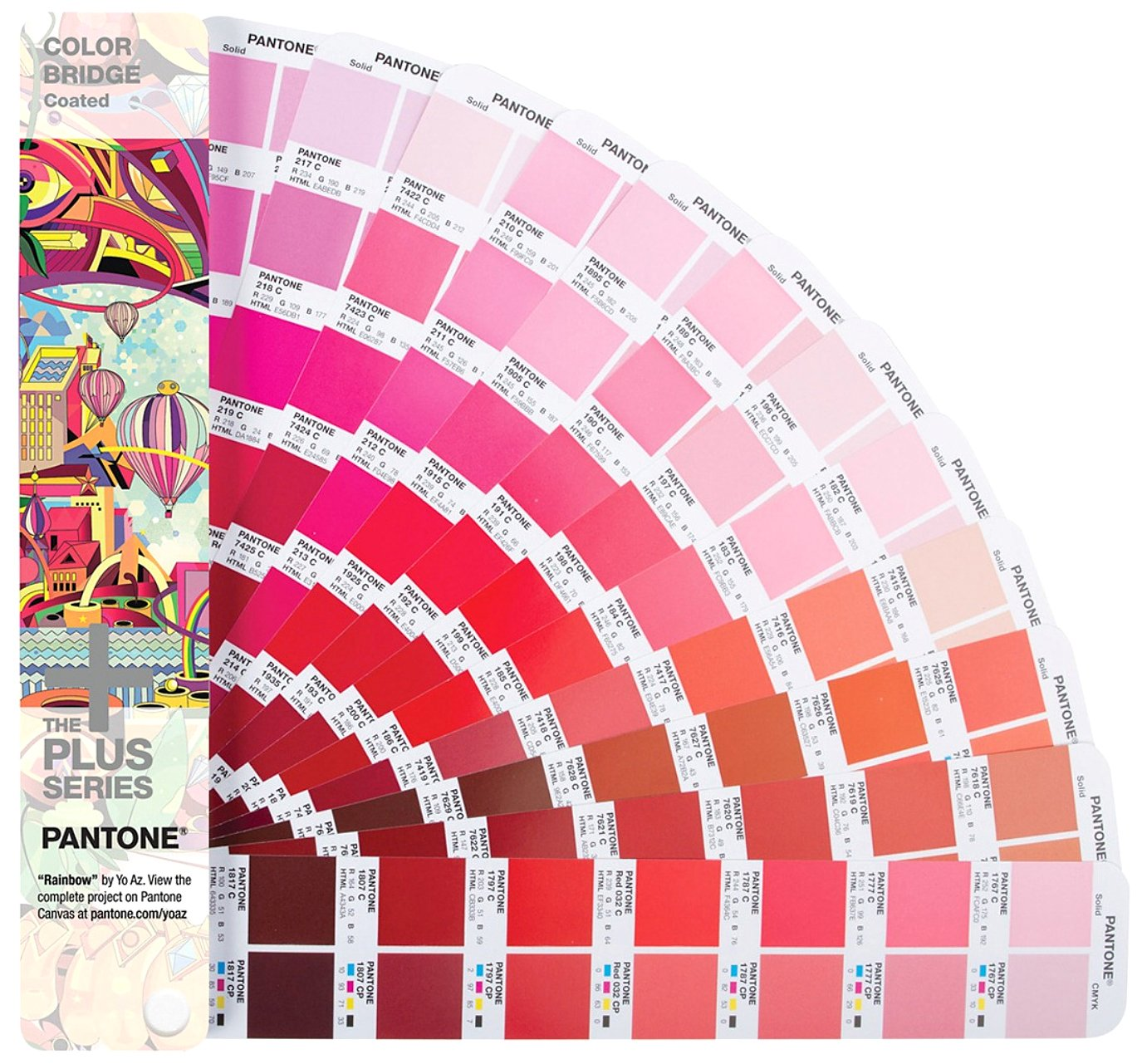 Pantone Color Bridge GG5103 Guide de couleur Multicolore