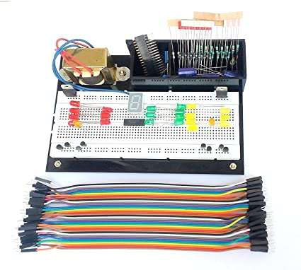 Cool Buy Electronic Kit With Transformer And Breadboard Online At Low Wiring Database Cominyuccorg