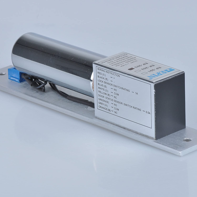 G-Lighting® Elektrische Tropfen Bolzen Türschloss DC 10-15V ...
