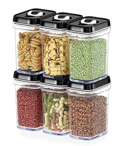 Kuchnia Dwellza Hermetyczne pojemniki do przechowywania żywności z pokrywami