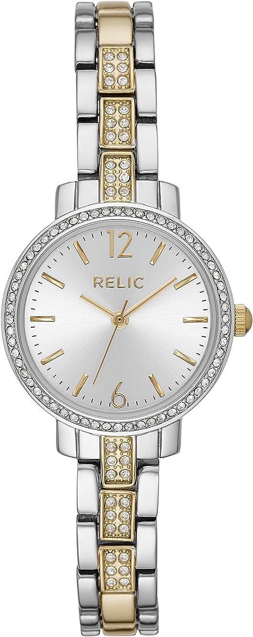 Relic by Fossil Women's Reagan Quartz Metal Dress Watch