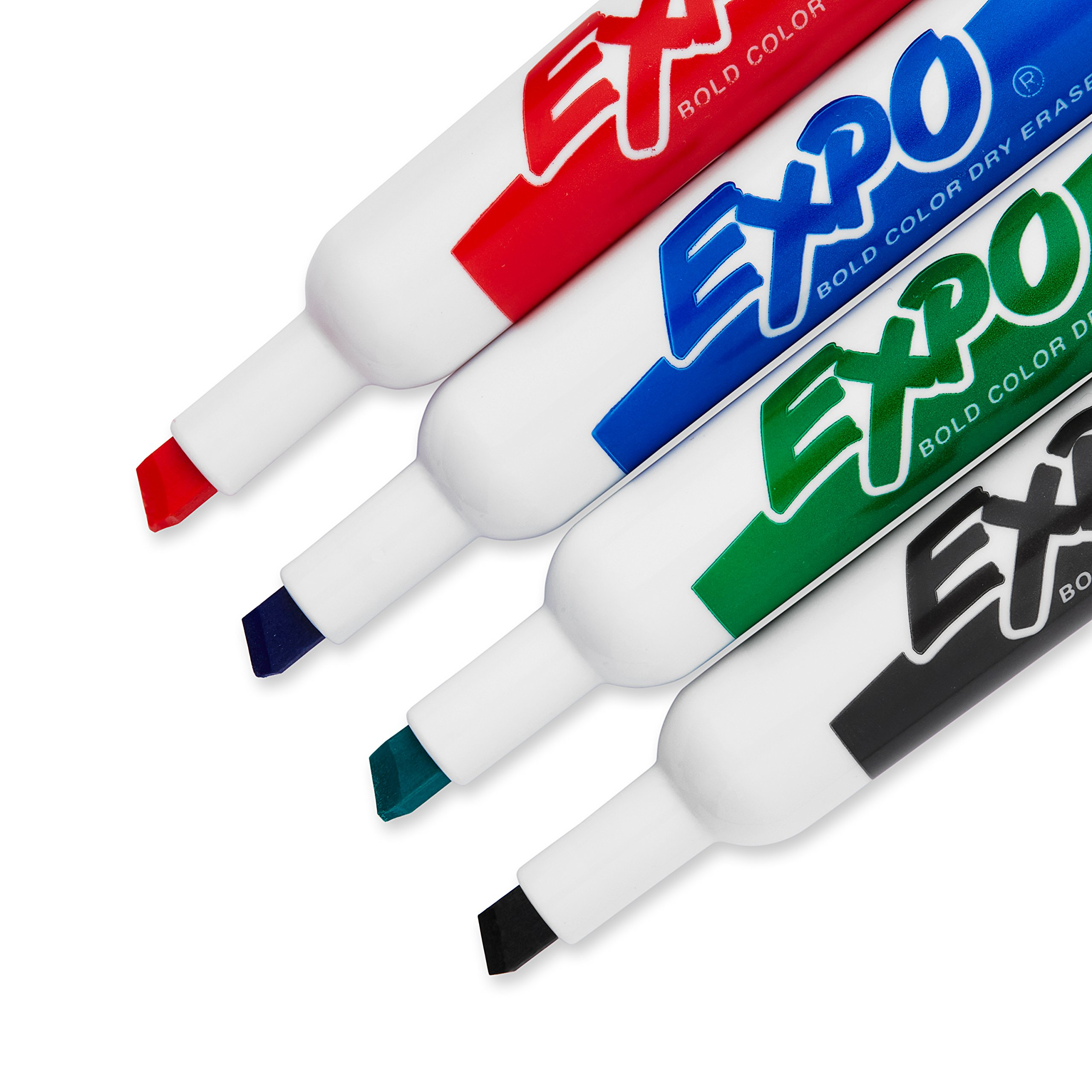 EXPO Original Dry Erase Set, Chisel Tip, Assorted Colors, 6-Piece by Expo (Image #3)