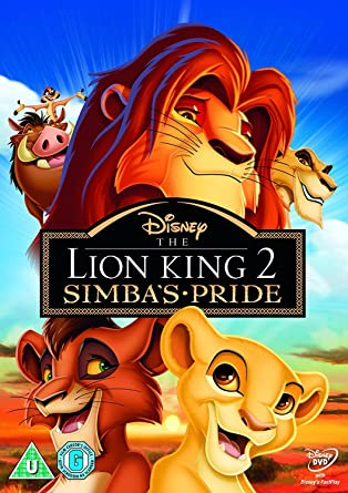 the lion king 2 simba\u0027s pride [dvd] amazon co uk darrell The Lion King Topic