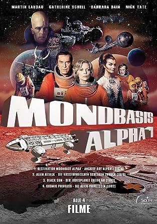 Mondbasis Alpha 1 - Film Collection Alien Attack / Black Sun