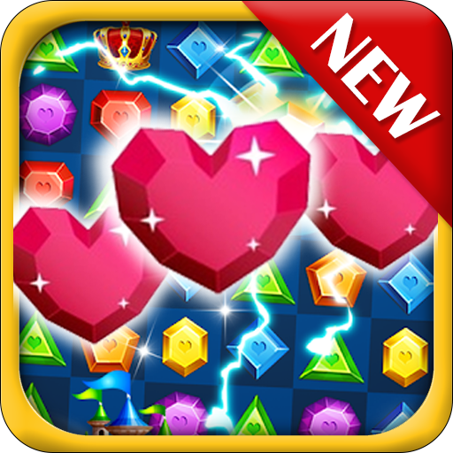 Jewel Magic - Magic Jewel Puzzle Blast Mania - Free Jewel Match 3 Games Android!