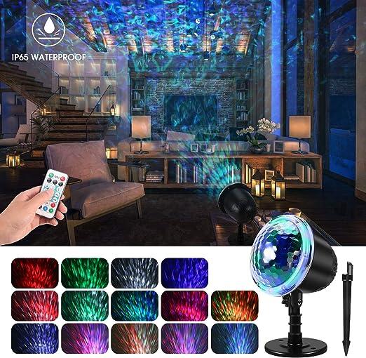 Amazon.com: KINGWILL Proyector de luz nocturna para niños ...