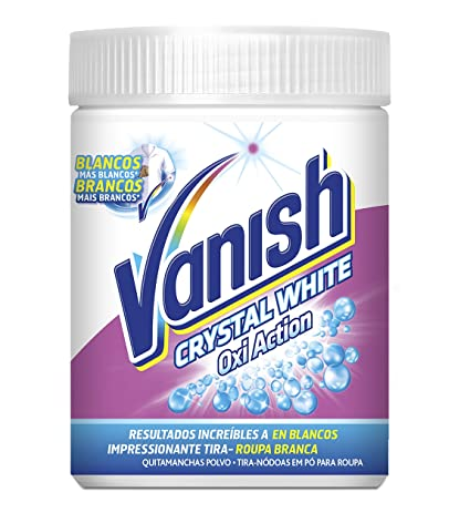 Vanish Quitamanchas Polvo Oxi Action Crystal White 1kg ...