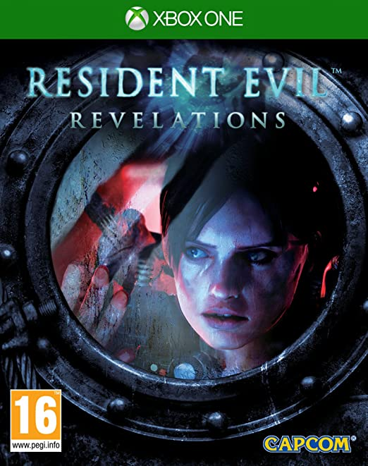 Resident Evil Revelations HD: Amazon.es: Videojuegos
