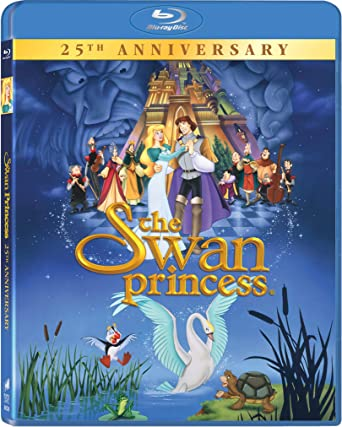 The Swan Princess: 25th Anniversary [Blu Ray] [Blu-ray]