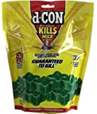 D-con - Mouse Bait Blocks Refills - 12 count with 1 Station
