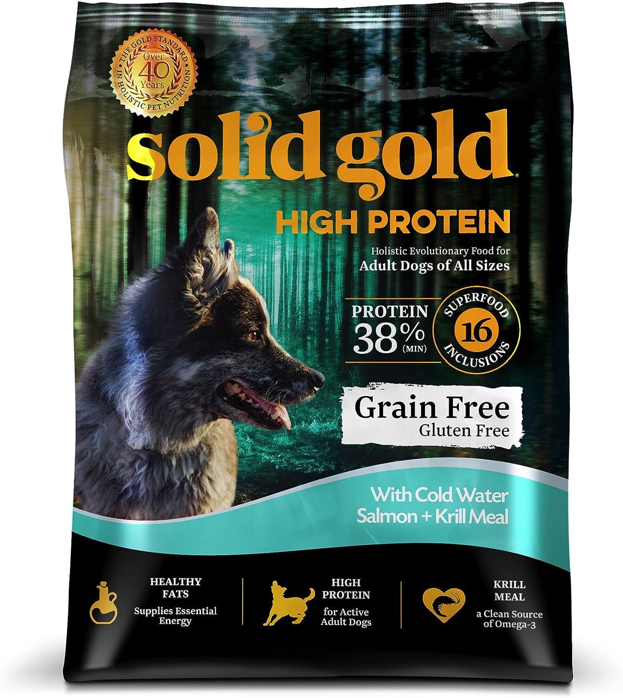 Comida para Perros de Alta proteína, con superalimentos ...
