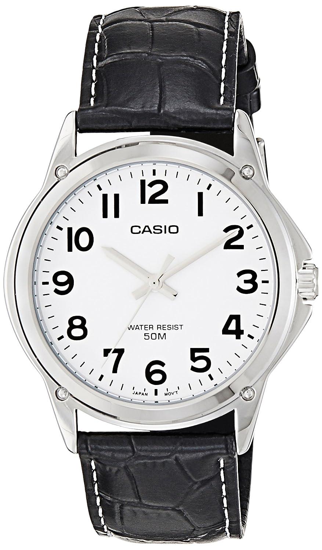 Amazon.com: mtp-1379l-7bvdf Casio Reloj de pulsera: Watches