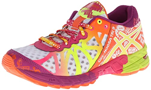 new product 89a2a c93b5 ASICS Women's GEL-Noosa Tri 9 Running Shoe