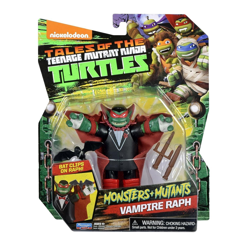 Teenage Mutant Ninja Turtles Vampire Raphael Basic Action Figure, 5