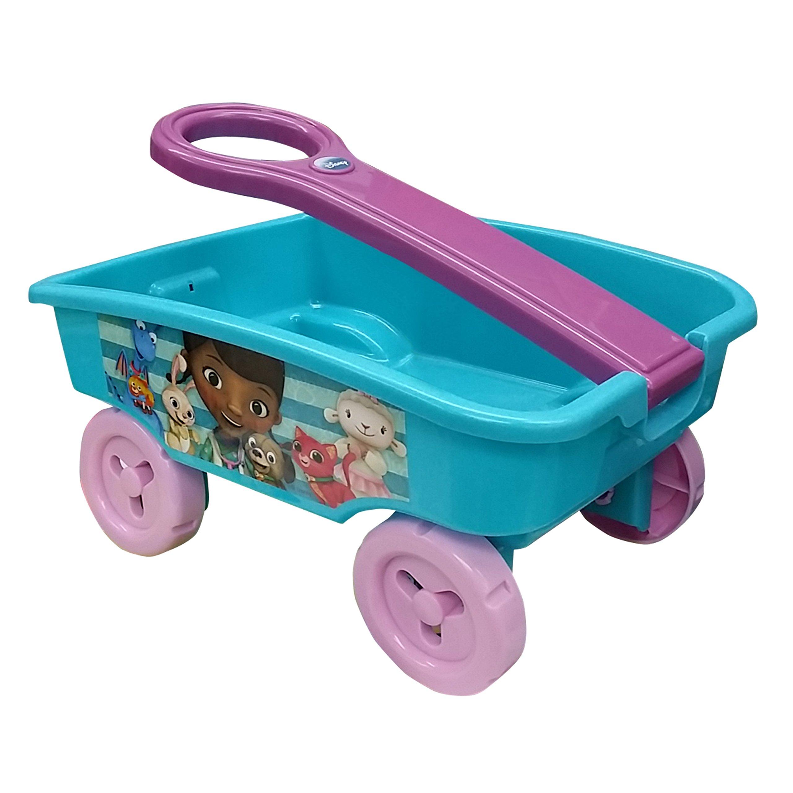 Doc McStuffins Caring Pet Pal Wagon