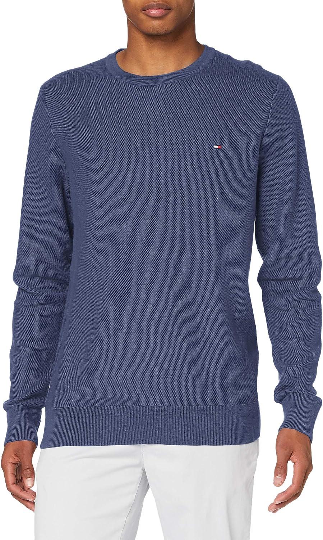 Tommy Hilfiger TJM Light Blend Crew Sweater Suter para Hombre