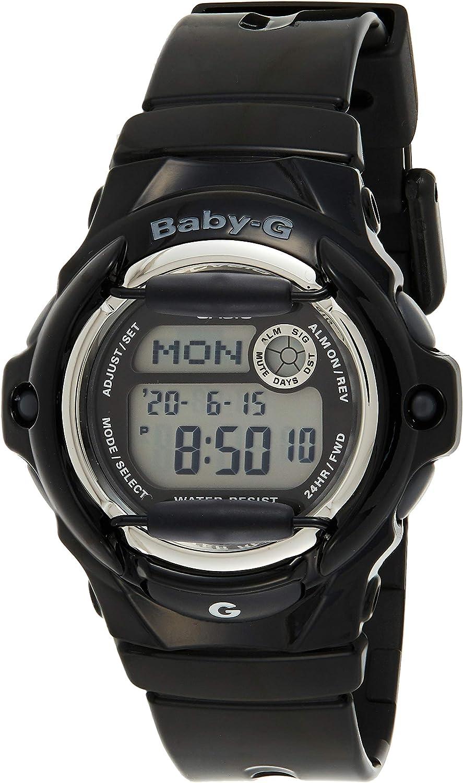 Casio Women's Baby-G Black Whale Digital Sport Watch