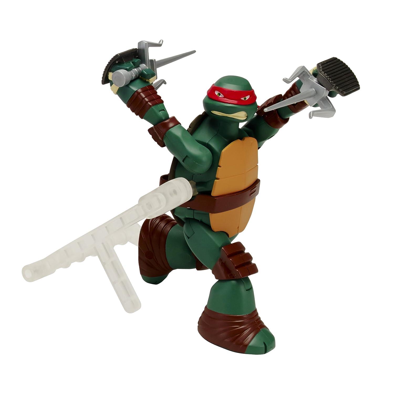 Teenage Mutant Ninja Turtles Raphael Ninja Action Figure ...