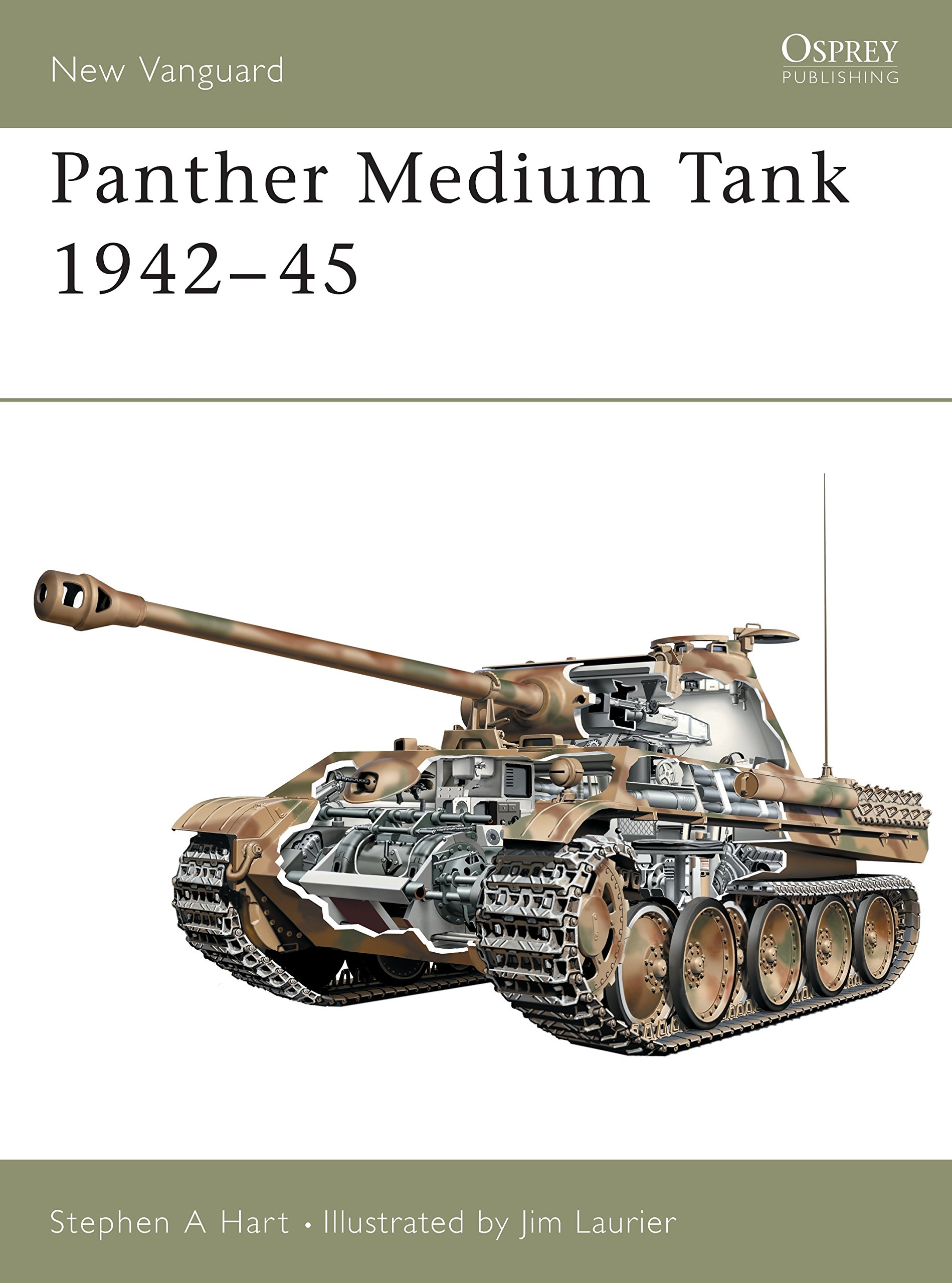 Panther Variants 1942-45
