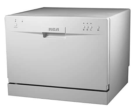 Amazon.com: RCA rdw3208 Counter parte superior lavaplatos ...