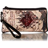 Buckle-Down Buckle-Down Zip Wallet Harry Potter Large Accessory, Harry Potter, 8' x 5'