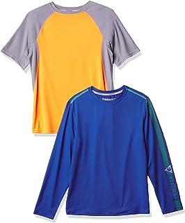 Arena Boys Batman Long Sleeve Swim Shirt with Uv Sun Protection
