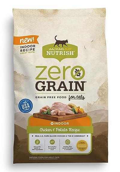 Rachael Ray Nutrish Zero Grain Dry Cat Food
