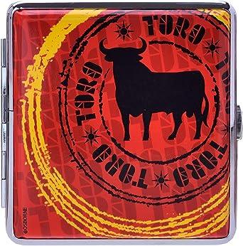 Polyflame Toro - Pitillera, diseño de España: Amazon.es: Ropa y accesorios