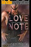 Love Note (Men of Sander's Valley Book 3)