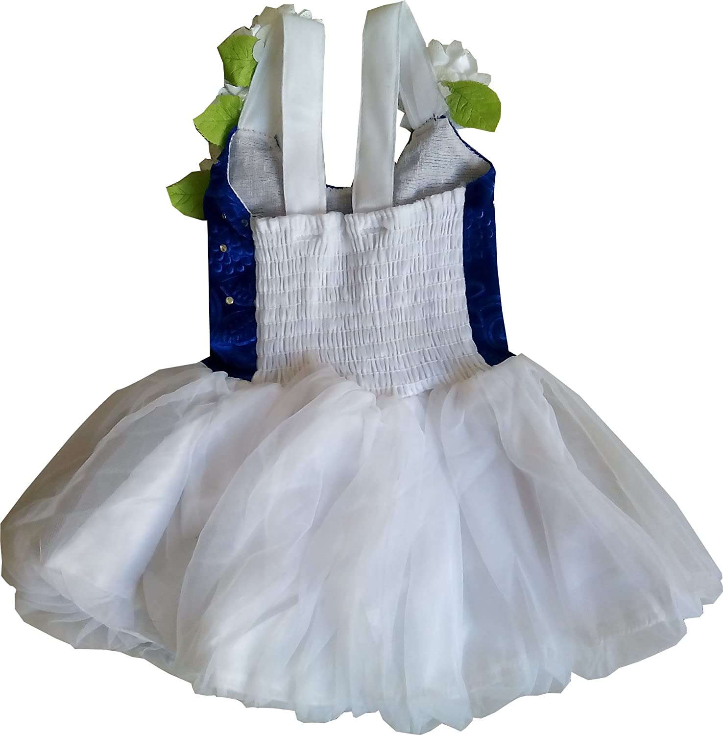 Easy Cute Fashion Baby Girls Frock Princess Party Flower Dress