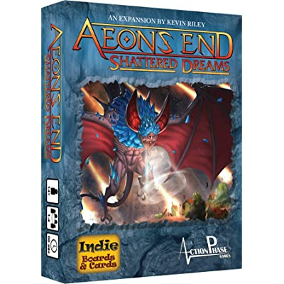 Aeons End Shattered Dreams: Toys & Games [5Bkhe1801858]