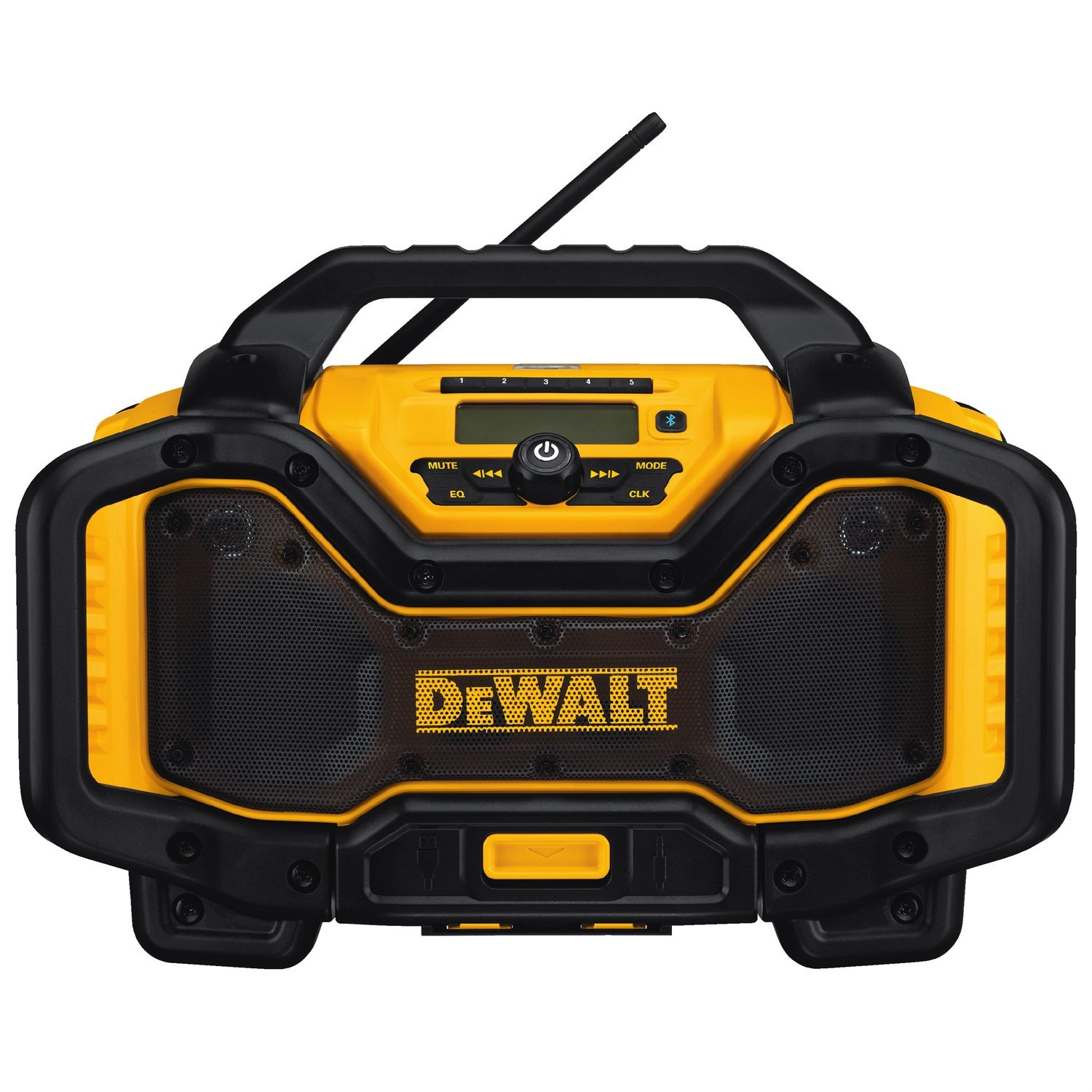 DEWALT DCR025 Bluetooth Radio Charger
