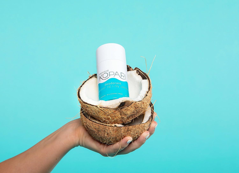Amazon com : Kopari Aluminum-Free Deodorant | Non-Toxic