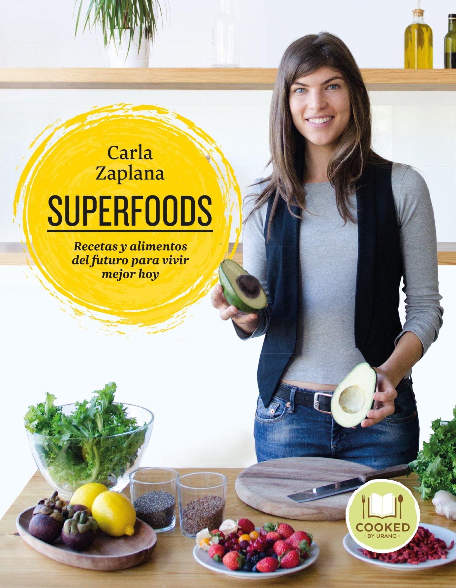 Superfoods (Spanish Edition): Carla Zaplana: 9788416720248: Amazon.com: Books
