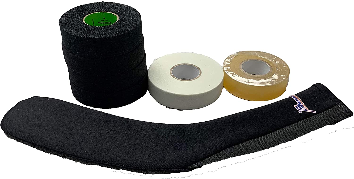 Keep Your Blade Safe /& Secure Stick Protector Hockey Player | Hockey Blade Protective Cover Sockey