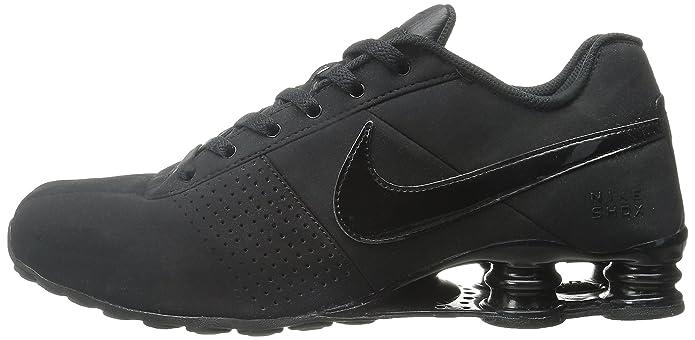 promo code 7c1e0 aed98 ... sweden nike men s shox deliver cross trainers zapatos de piel amazon.es  zapatos y