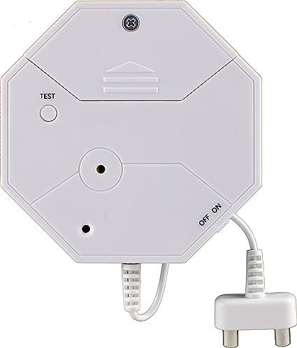 Amazoncom GE Personal Security Water Leak Alarm Water Leak - Bathroom leak detection