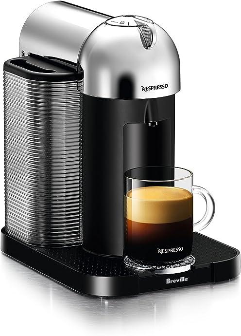 Breville 铂富 Nespresso Vertuo 胶囊咖啡机 5折$98.99 海淘转运到手约¥1111