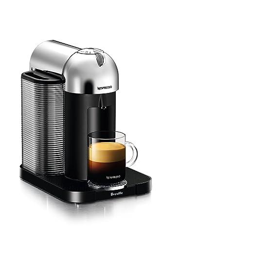 Nespresso GCA1-US-BK-NE VertuoLine cafetera y cafetera ...